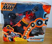 Figurine ACTION MAN SKATEBOARD EXTREME (Hasbro) Neuve jamais déballée !!