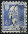 Italy 1927 SG#211, 1L25 Volta's Death Centenary Used #D8911