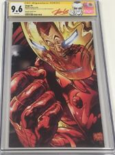 Marvel Siege #4 Retailer Incentive 1:200 Signed by Stan Lee & Quesada CGC 9.6 SS