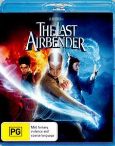 Last Airbender Blu-Ray - AUSTRALIAN BLU RAY REGION B