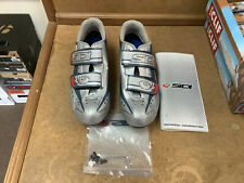 Sidi Blaze Women's Mountain Cycling Shoes EU 39 SPD Silver NOS
