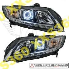 ORACLE Headlight HALO RING KIT for Honda CRZ CR-Z 11-16 WHITE LED Angel Eyes