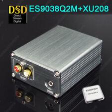 Mini ES9038Q2M DAC HiFi XMOS XU208 USB ES9038 DSD DAC Soundcard Headphone Out