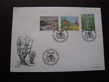 ALAND (finlande) - enveloppe 1er jour 16/9/1985 (B3)