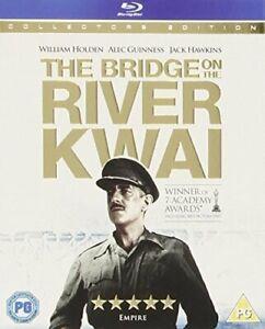 The Bridge on the River Kwai [Blu-ray] [2011] [Region Free] [DVD][Region 2]
