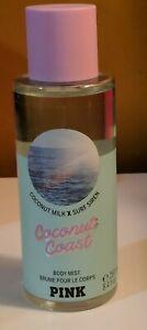 Victoria's Secret PINK COCONUT COAST  Body Mist 8.4oz NEW