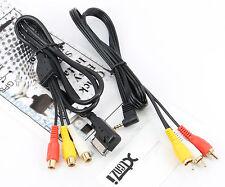 Xtenzi Audio Video Cable For Audi AMI MMI 3RCA PHONO 4F0051510AA AUDI A7 Q7 S7 w