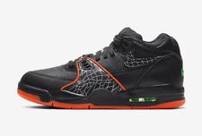 Nike Air Flight 89 QS All Star Black Orange Blaze Retro Basketball