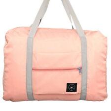 1PC Folding Large Travel Luggage Suitcase Carry-On Clothes Storage Organizer Bag