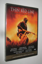 Terrence Malick THE THIN RED LINE (La sottile linea rossa) - 1998 - dvd - import