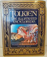Tolkien : The Illustrated Encyclopedia by David Day (1996, Paperback)