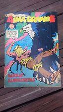 """VTG 1973 MEXICAN COMIC ALMA GRANDE No. 610 """"GARRAS SANGRIENTAS"""" ED. HERRERIAS"""