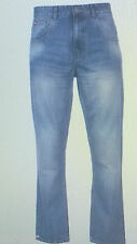 Mens W30 L30 New Genuine Lee Cooper Zip Fly Classic 5 Pocket Bootcut Jean Pants