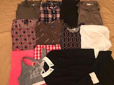Juniors Women's Size Large Clothing Lot Shirts Top EUC Truecraft New Direction