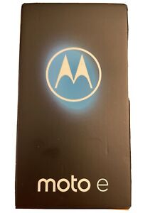 Motorola Moto E (2020) SmartPhone 32 GB MIDNIGHT BLUE~Single Sim~SPRINT *NEW*