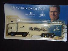 LKW Werbe Exclusive Modell Scania Truck Veltins RacingTruck BMW Williams F1 Team