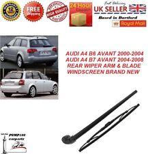 AUDI A4 B6 B7 2000-2008 AVANT ESTATE REAR WIPER ARM & BLADE WINDSCREEN 350MM NEW