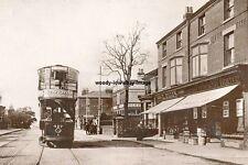 rp10432 - Aintree Tram Terminus , Lancashire - photograph 6x4