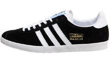 Adidas Mens Trainers Sneakers Black Gazelle OG G13265 Genuine RRP £80