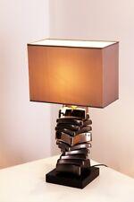 Lampada da tavolo da comodino bajour made in Portugal design moderno 74010