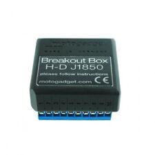 Motoscope pro breakout box j1850 adapter module h-d xl deu... Motogadget 1003114
