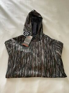 Realtree Originals Active Camo Hoodie - Camouflage Pullover Sweater