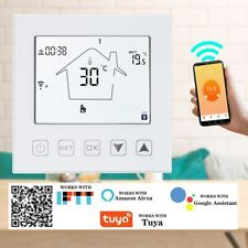 WiFi Thermostat 16A Electric Warm Floor Heating Room Temperature Controller