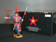 KING AND COUNTRY IC070 IMPERIAL COLLECTION CHINESE OFFICER STANDING REPORTING