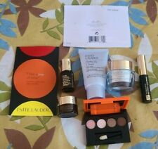 Lisa Perry For Estee Lauder Cosmetic Case With 6 Travel Size Cosmetics