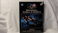BABYLON 5 Merchants Traders & Raiders MGP3356 Science Fiction Space RPG (New)