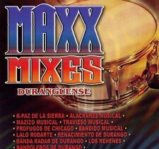 VARIOUS ARTISTS - MAXX MIXES: BANDA - DURANGUENSE (NEW CD)