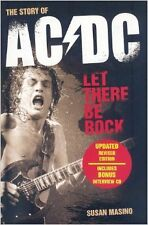 ACDC LET THERE BE ROCK - THE STORY OF AC/DC PAPERBACK BIOGRAPHY BOOK