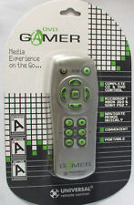 Xbox 360 & PS2 Universal REMOTE CONTROL DVD Gamer NEW!