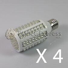 4 x Bombilla 166 Led E27 Blanco Frio 220V 10W 1050 lumen Bajo Consumo equiv.100W