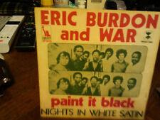 "eric burdon//war""paint it black""single. liberty.or.fr."