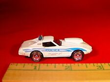"JL '76 CHEVROLET CORVETTE PRO STOCK ""BEAT THE HEAT"" POLICE DRAG LIMITED EDITON"