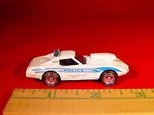 "JL '76 CHEVROLET CORVETTE PRO STOCK ""BEAT THE HEAT"" POLICE DRAG LIMITED EDITON"
