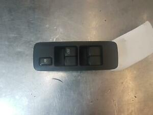 NISSAN DUALIS RIGHT FRONT POWER WINDOW SWITCH (MASTER SWITCH), J10, 10/07-05/14