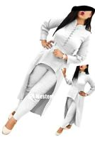 Pakistani Bollywood Top Tunic Kurti-Indian Ethnic Designer Kurta Kurti-Rayon