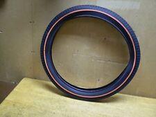 Schwinn Approved Orange Line 20x2.125 Stingray Orange Krate Gripper Slick Tire