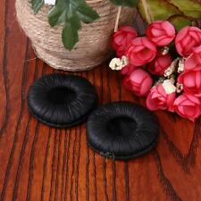 Black Replacement Ear Pads Cushion for Sennheiser PX100 PX200 PXC250 Headphones
