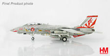 "HOBBYMASTER 1:72 HA5213 GRUMMAN F-14A TOMCAT ""MISS MOLLY"" VF-111 SUNDOWNERS MIB"