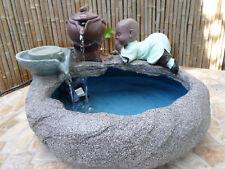 Buddha  Brunnen Zimmerbrunnen mit Farbwechsler