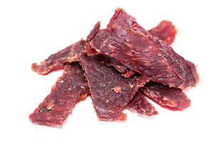 !!!AKTION!!! Beef Jerky High Protein 55% Low Fat & Carb Diät