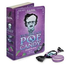 Edgar Allan Poe Grape Candy Book!