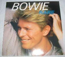 DAVID BOWIE - BOWIE RARE - Vinyl Album OIS mit Texten
