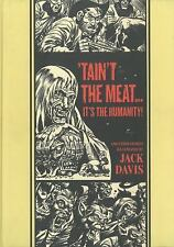 TAINT THE MEAT ITS THE HUMANITY! AND OTHER STORIES JACK DAVIS 10.0 GEM MINT NEW