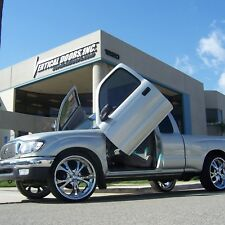 VDI Toyota Tacoma Truck 1995-2004 Bolt-On Vertical Lambo Doors made in the USA