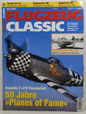 FLUGZEUG CLASSIC  Republic P-47D Thunderbolt - Flugzeuge/Flugzeugtechnik (W1642)