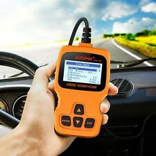 Test OBDII OBD2 EOBD Car Automotive Engine Fault Code Reader Scanner Useful